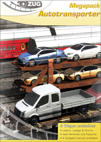 Freight Bundle Pack 'Auto Transporter'