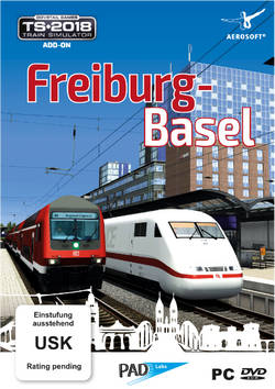 Freiburg-Basel Route Add-On