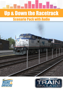'Up & Down the Racetrack' Scenario Pack