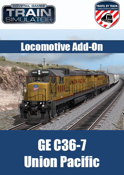 GE C36-7 Locomotive Add-On