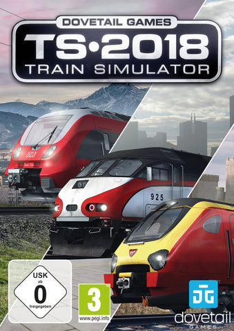 Train Simulator 2018, now available from trainsim.store