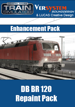 DB BR 120 Enhancement Pack