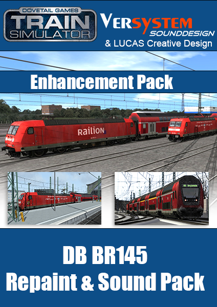 DB BR 145 Enhancement Pack