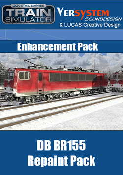 DB BR 155 Enhancement Pack