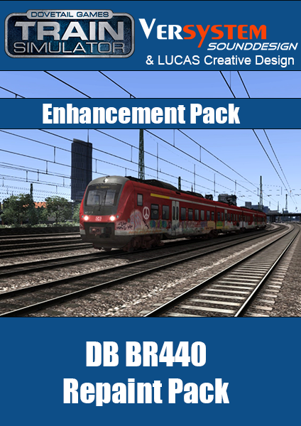 DB BR 440 Enhancement Pack