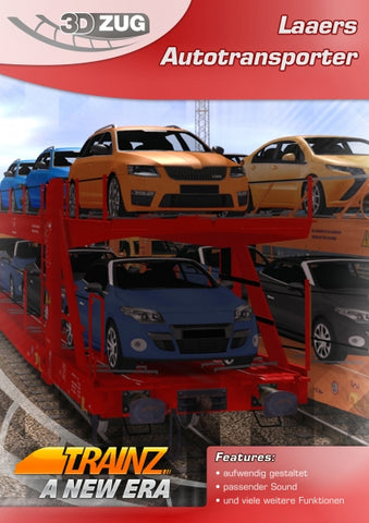 T:ANE Laaers-Car Transporter