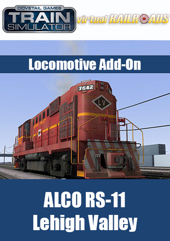 ALCO RS-11 Lehigh Valley
