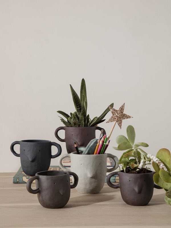 ferm LIVING | Mus Plant Pot Small
