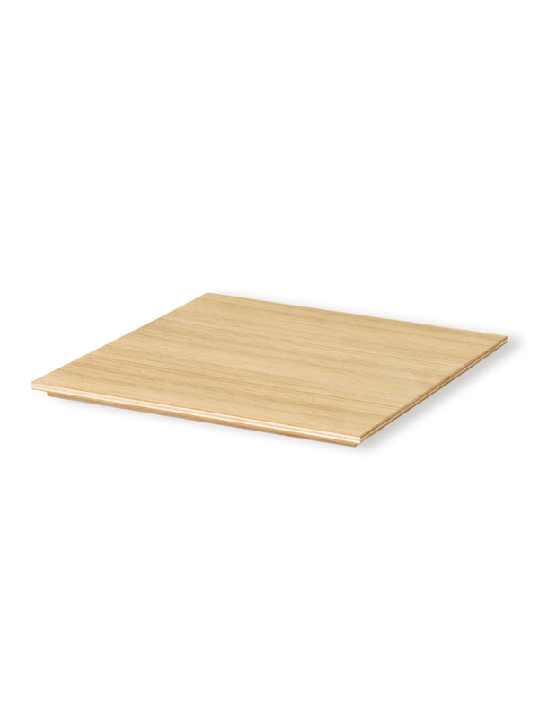 ferm LIVING | Tray for Plant Pot - Oiled Oak