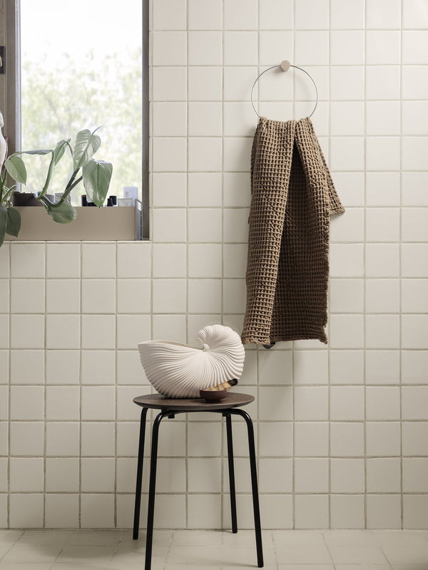 ferm LIVING | Organic Bath Towel - Tan
