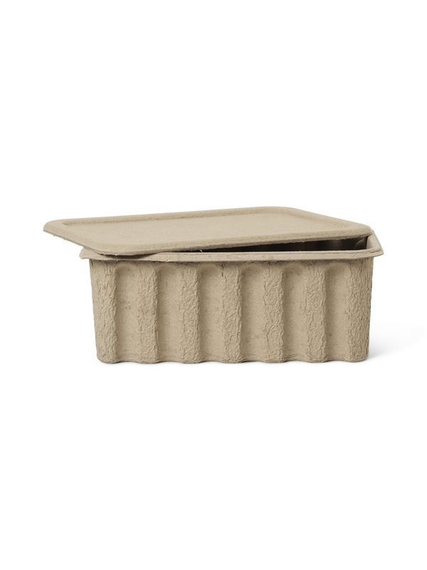 Ferm Living | Paper Pulp Box - Large (set of 2)
