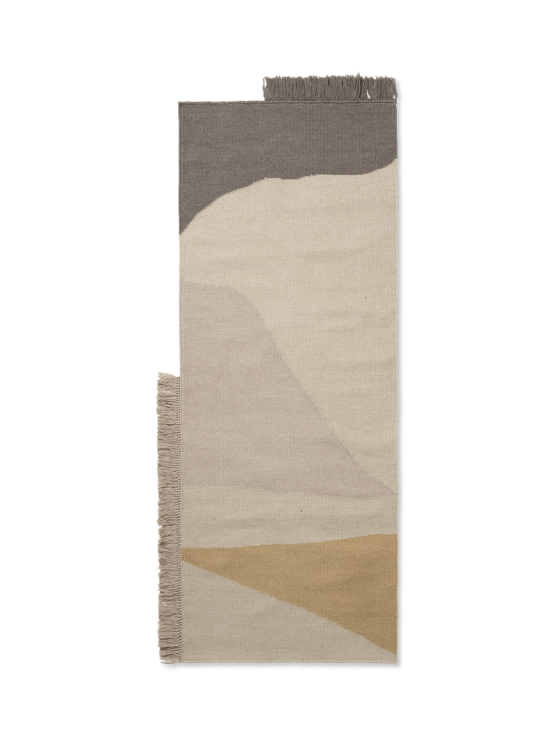 ferm LIVING | Kelim Rug - Earth - 80 x 140 cm
