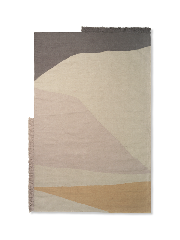 ferm LIVING | Kelim Rug - Earth - 160 x 250 cm