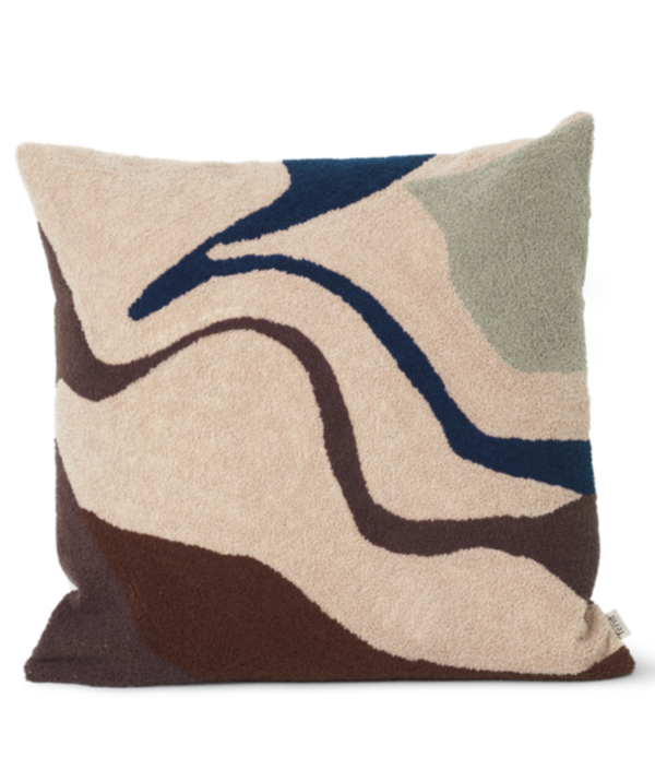 ferm LIVING | Vista Cushion - Beige