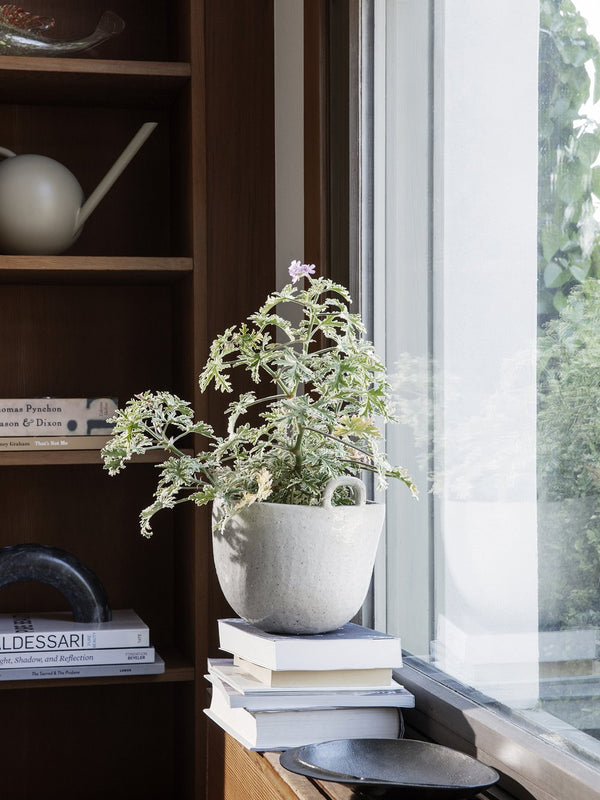 ferm LIVING | Speckle Pot - Off White