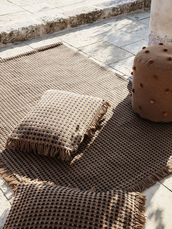 Ferm Living | Way Rug - Sugar Kelp