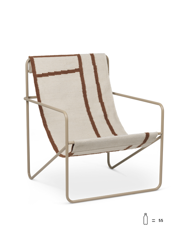 ferm LIVING | Desert Chair Cashmere