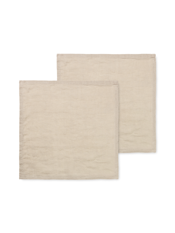 ferm LIVING | Linen Napkins (set of 2)