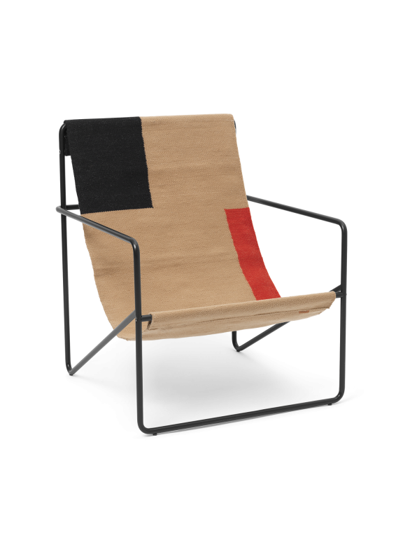 ferm LIVING | Desert Chair Black - New Colours