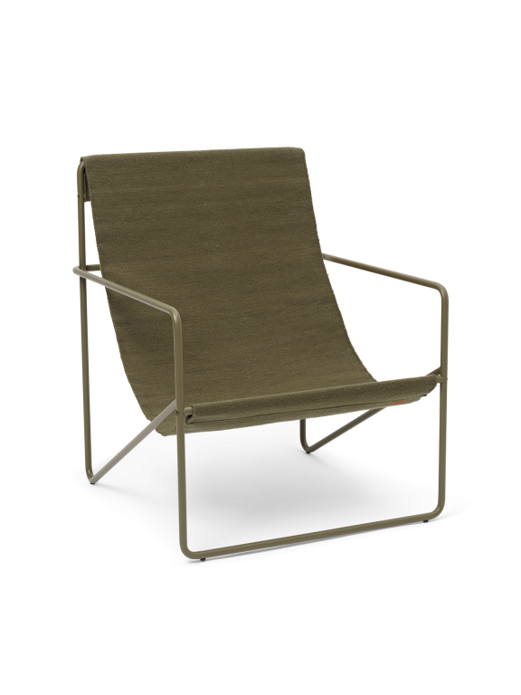 ferm LIVING | Desert Chair Olive