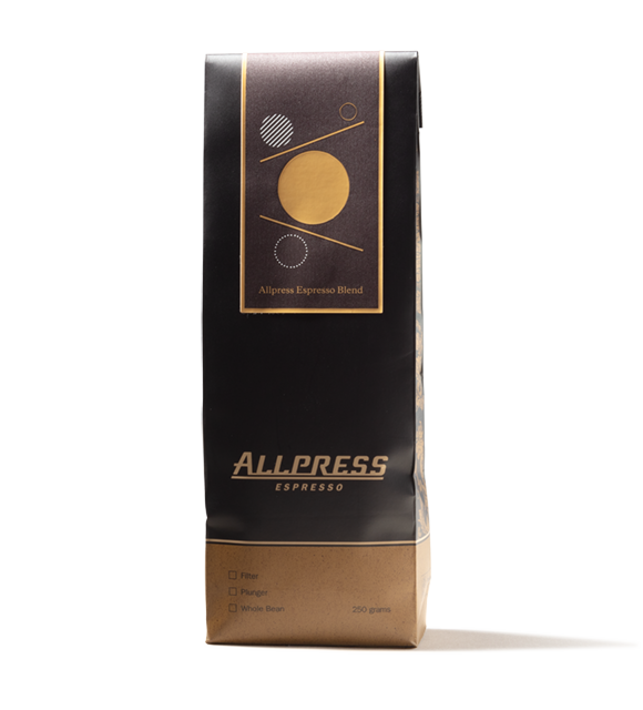 AllPress | Espresso Blend - Ground Coffee
