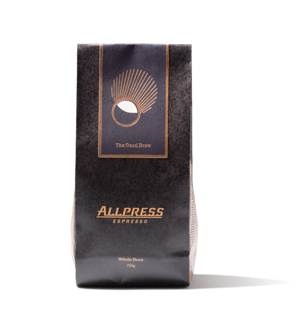 AllPress | Good Brew Blend - Ground Coffee