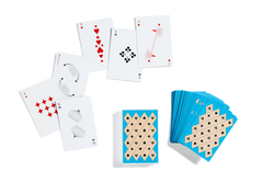HAY | Playing Cards - Blue