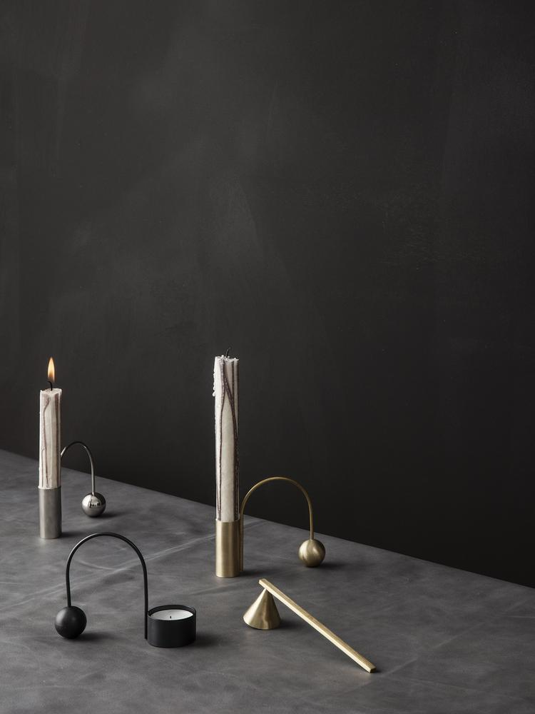 ferm LIVING | Brass Extinguisher