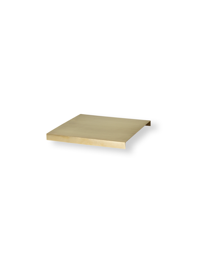 ferm LIVING | Tray For Plant Box - Brass