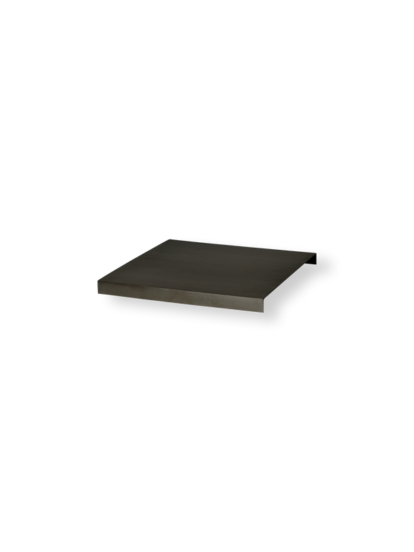 ferm LIVING | Tray For Plant Box - Black Brass