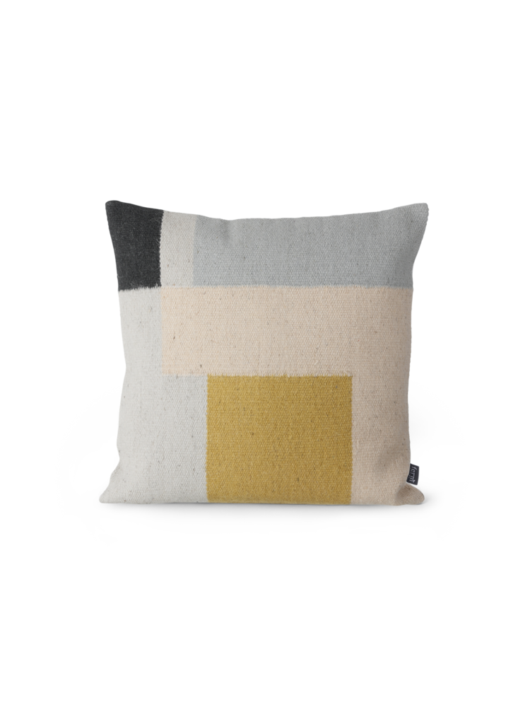 ferm LIVING | Kelim Cushion - Squares