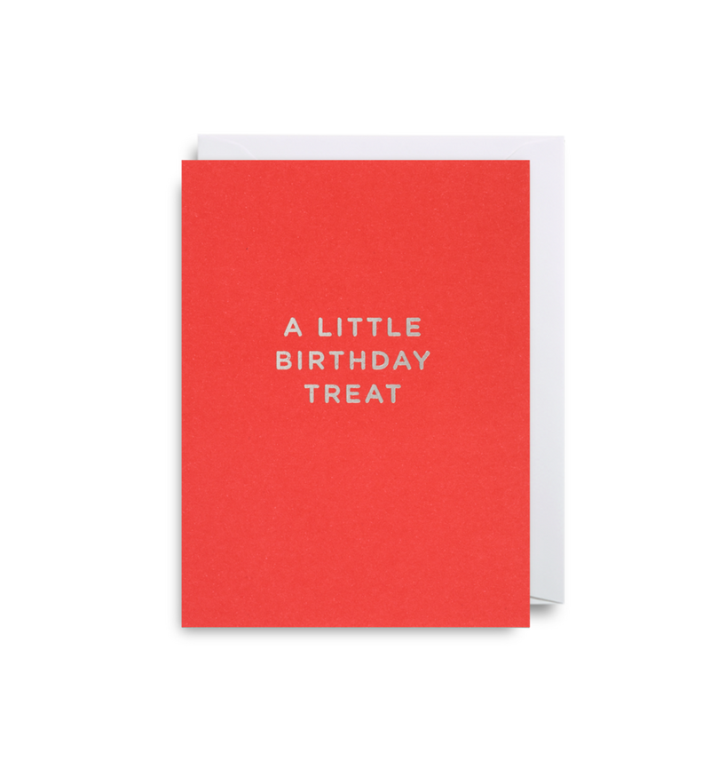 Kelly Hyatt | A Little Birthday Treat
