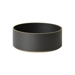 HASAMI PORCELAIN | Bowl Tall 185x72mm - Black