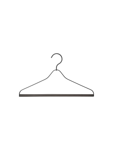 ferm LIVING | Coat Hanger - Black (set of 3)