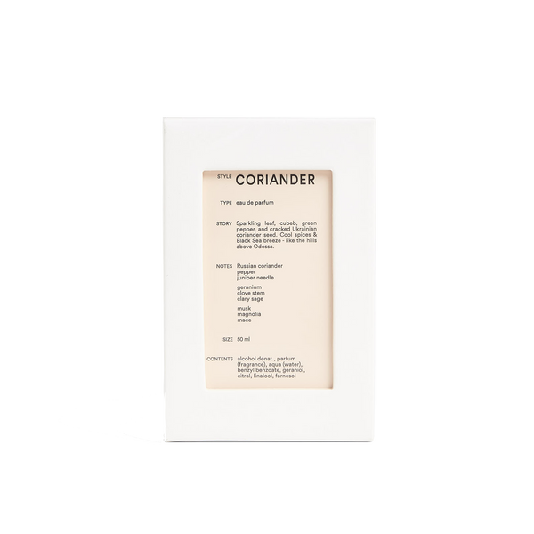 DS & DURGA | Coriander - 50ml