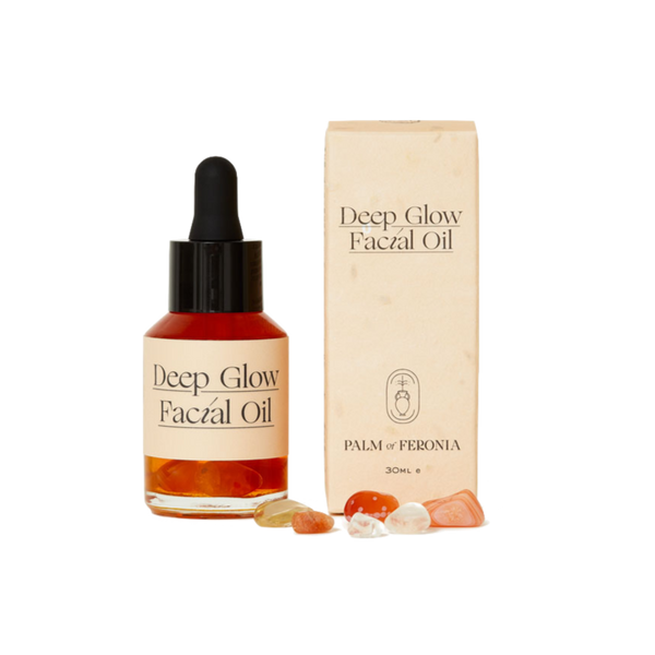 Palm of Feronia | Deep Glow Face Oil - 30ml
