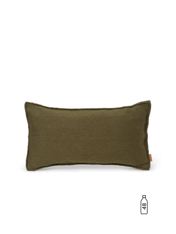 Ferm LIVING | Desert Cushion - Olive