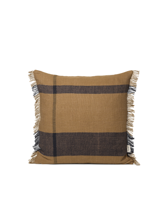 ferm LIVING | Dry Cushion - Sugar/Kelp