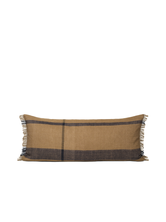 ferm LIVING | Dry Long Cushion - Sugar/Kelp