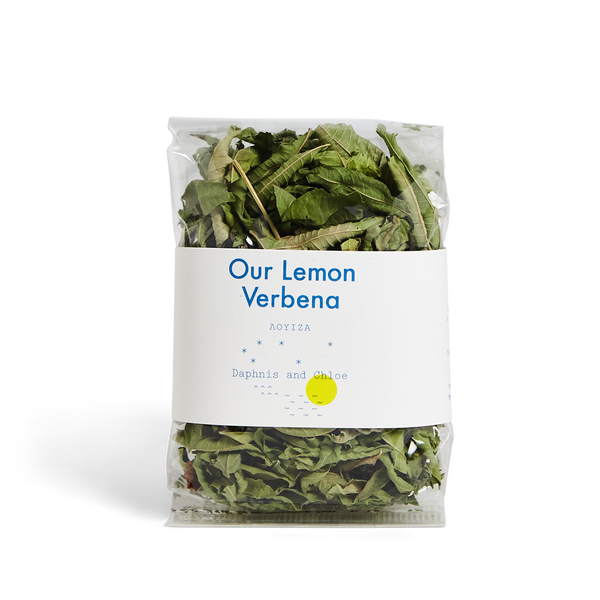 Daphnis and Chloe | Our Lemon Verbena Tea