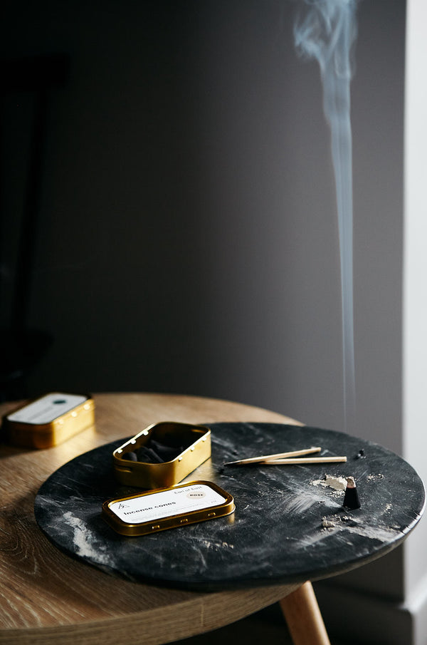 Earl of East | Incense Cones - Rose