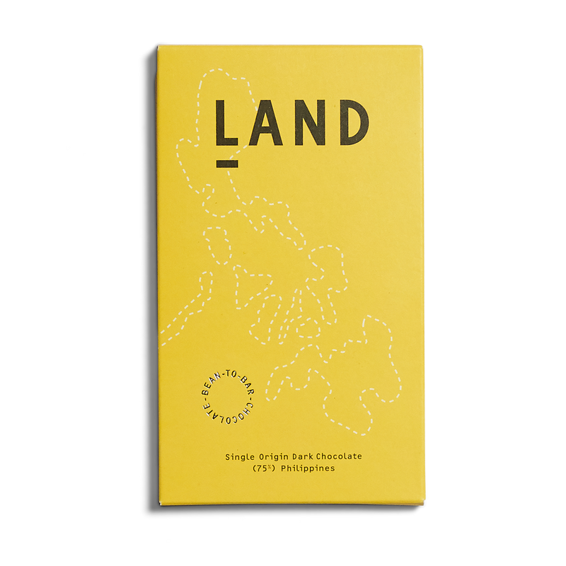 Land | Philippines Dark Chocolate
