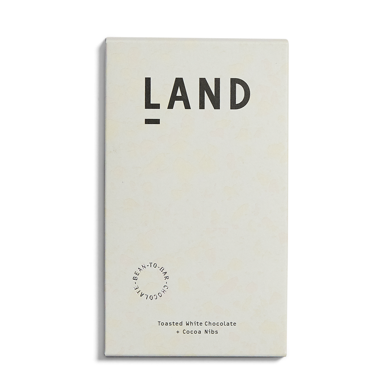 Land | Toasted White