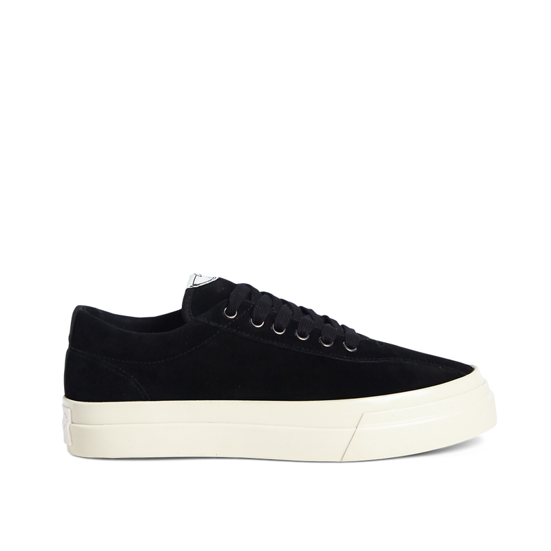 SWC | Dellow M - Black Suede