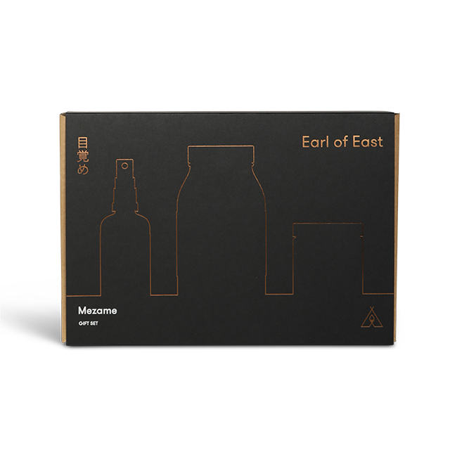 Earl of East | Gift Set - Mezame