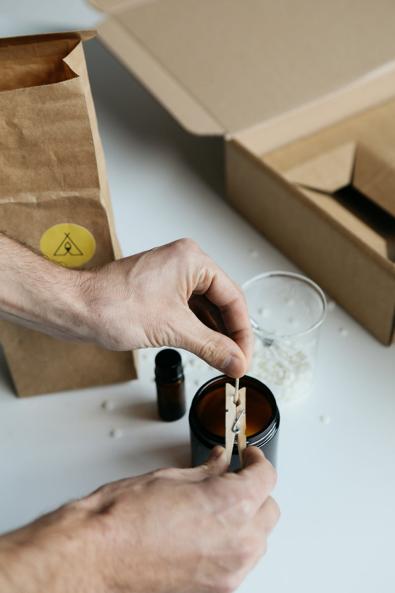 Stay Home With Earl | Online Candle Making Workshop | Saturday 30th January, 4pm