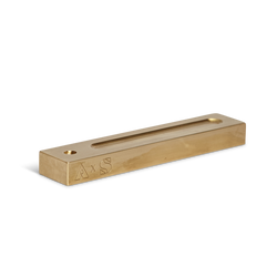 Earl of East x Swarf Hardware | Brass Incense Holder - Sandalwood