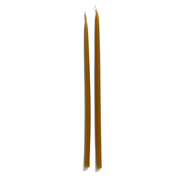 Earl of East | Beeswax Taper Candle - Set of 2