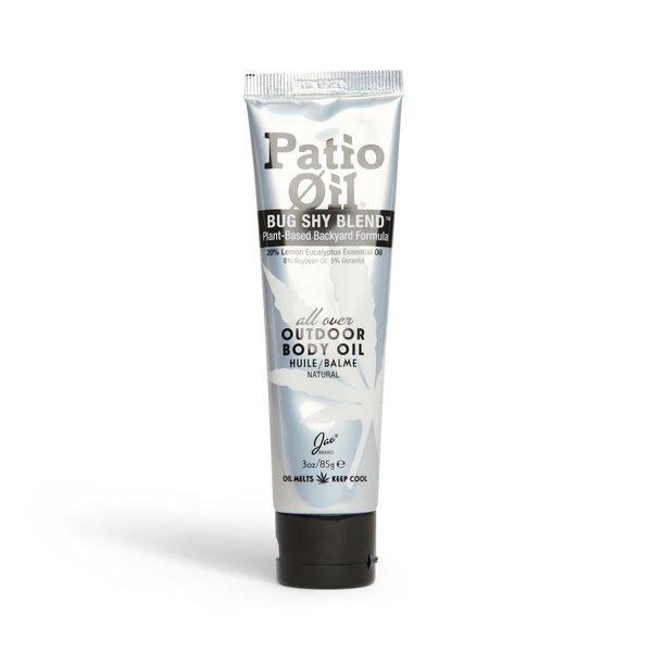 Jao | Patio Oil® Body Moisturiser - 85g Tube
