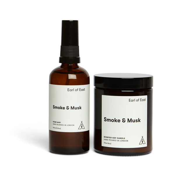 Earl of East | Duo Gift Set - Smoke & Musk
